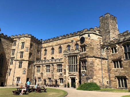 England: Durham Castle