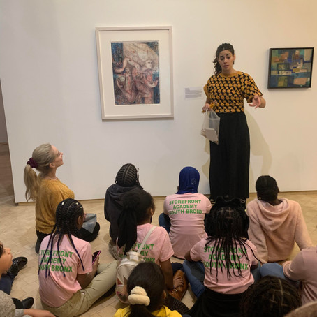 South Bronx Adventurers trip to El Museo Del Barrio