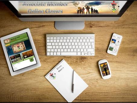 Winter/Spring Online Class Registration