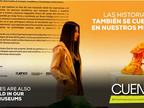 Las historias de Cuenca también se cuentan en sus Museos.