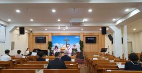 2020년 교회창립40주년 감사예배