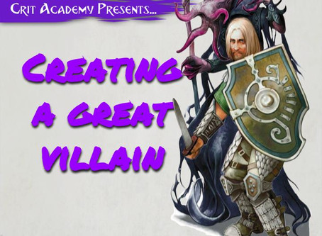 Creating a Great Villain