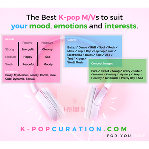 The Best Kpop Music Videos just for you!