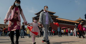 วันหยุดชาติจีนสัปดาห์ทอง Golden Week : โลกที่ไม่มีนักท่องเที่ยวจีน