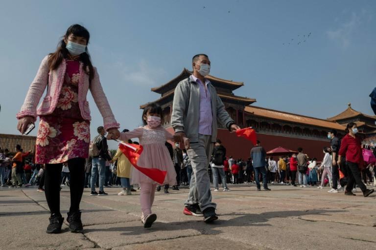 นักท่องเที่ยวจีน วันหยุดชาติจีน Golden Week
