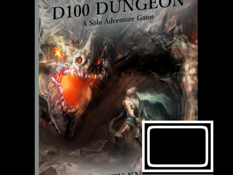 D100 Dungeon Computer Companion is now Live