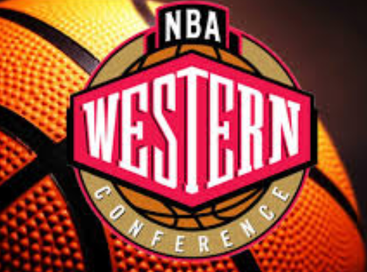 My current Western Conference power rankings