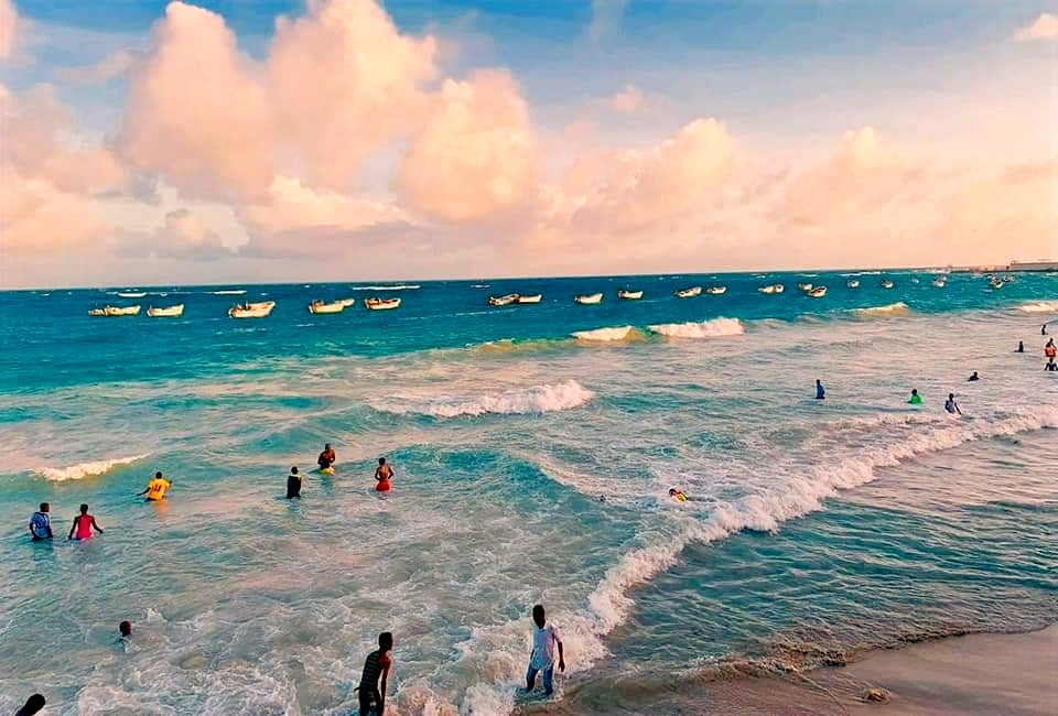 Liido Beach: The heart of Mogadishu, Somalia beaches