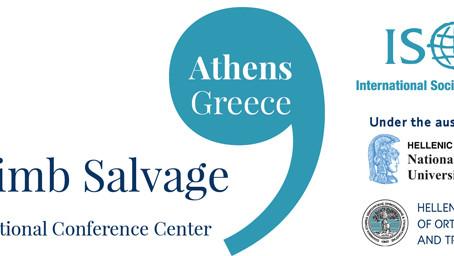 LRS Presenting at ISOLS 2019 - Athens