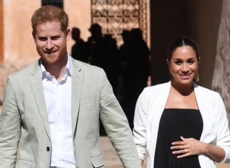 Meghan Markle, esposa del príncipe Enrique de Inglaterra da a luz a un varón
