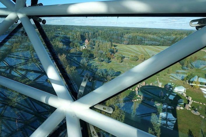 מוזיאון הליטאי לאתנוקוסמולוגיה, מצפה כוכבים