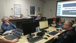 Arduino: Next Level Workshop 11/07/18
