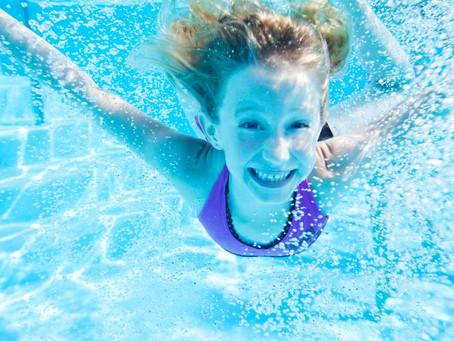 Färdiga skollektioner ska öka barnens vattenvana