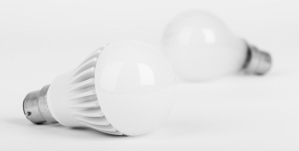 White Light Bulbs