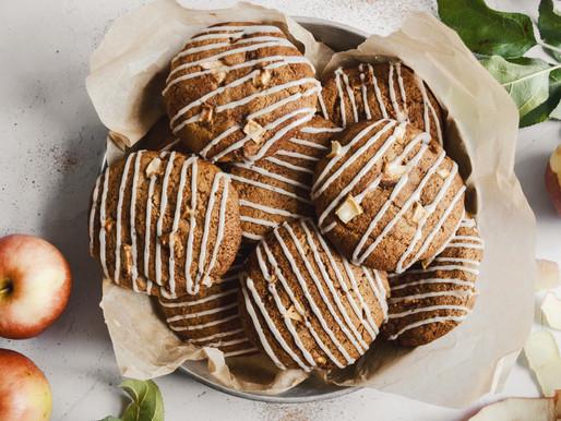 Apple Cider Cookies (Gluten & Dairy Free, Paleo-Friendly)
