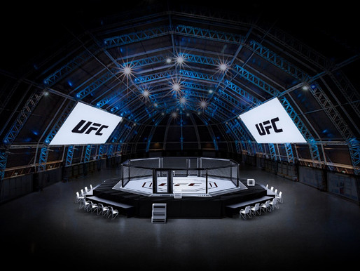 UFC Fight Island - more rounded MMA opinion