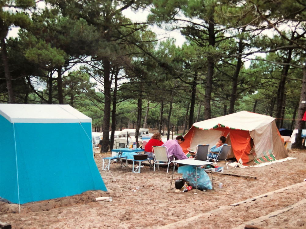 Campen Zelten, Tent