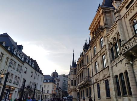 City | Luxemburg (Stad), Luxemburg