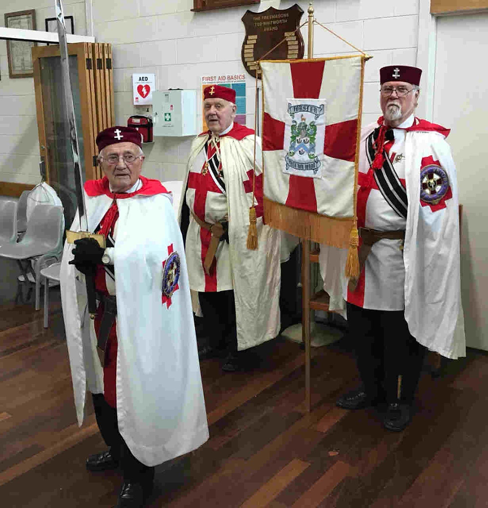 Freemasonry - Annual Chapter of Great Priory of South Australia