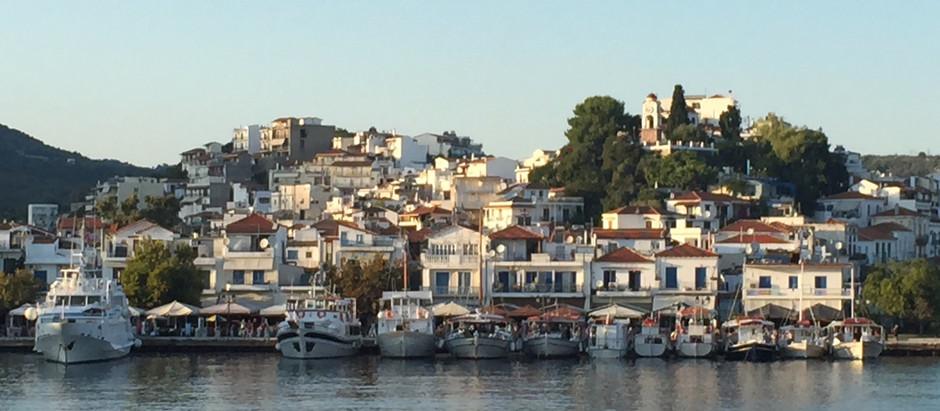 Skiathos - den grønne øya...