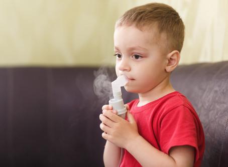 各種氣管放鬆藥的使用
