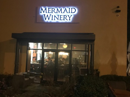 First VA Winery Visit of 2019