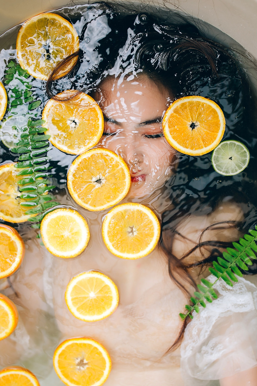 Citronellol terpenes are good for hair and skin