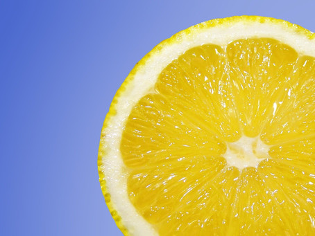 Lemon Oil helping High Blood Pressure?