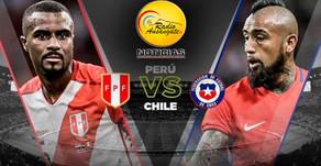 Perú vs. Chile el Hard Rock Stadium: Clásico del Pacífico hoy juega en Miami