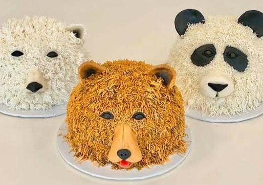 Bear Cakes - TipTuesday