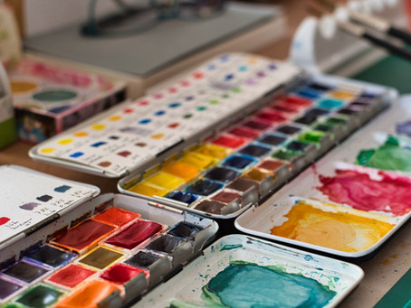 5 Steps to Creating Your Own Artwork Series