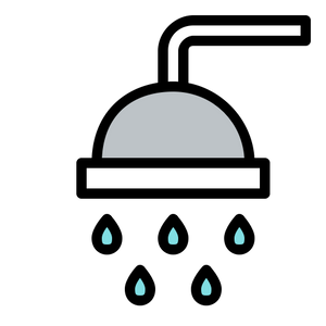 4443489 - bath clean hygiene shower take a shower wash