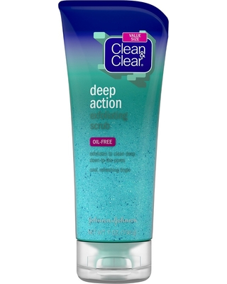 Clean skin deep down without clogging pores