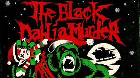 "The Black Dahlia Murder Announces ""Yule 'Em All: A Holiday Variety Extravaganza"" Livestream Event"