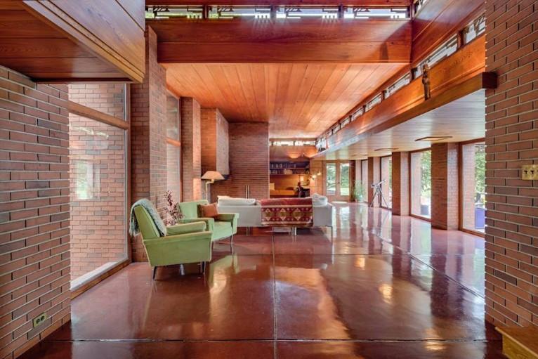 Schwartz House -mimarlık akademisi
