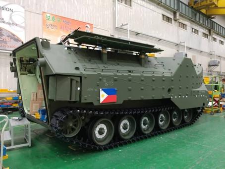 ฟิลิปปินส์เตรียมรับมอบ KAAV-7A1 เร็วๆนี้