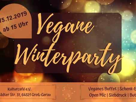 Vegane Winterpaty in Groß-Gerau