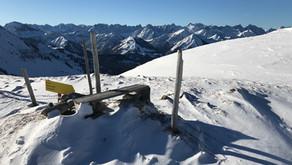 Juifen, Achensee - 1.988 m