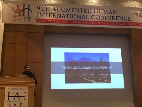 9th Augmented Human International Conference