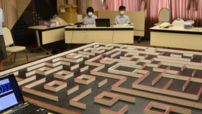 第35回全日本学生マイクロマウス大会出場
