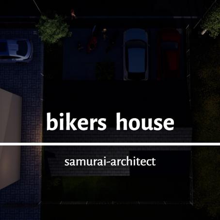 ガレージハウスについて 『hobby - style』