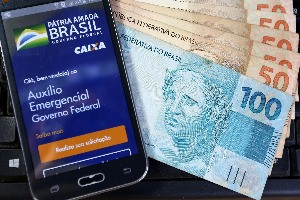 Caixa libera saque de auxílio emergencial a 3,6 milhões de trabalhadores nascidos em outubro