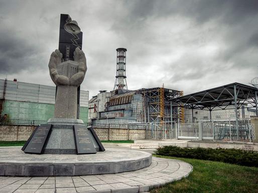 26 квітня річниця Чорнобильської трагедії