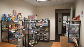 Purchase Opens Food Pantry with the 'No Student Goes Hungry' Initiative
