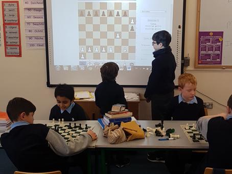 Chess Mentoring