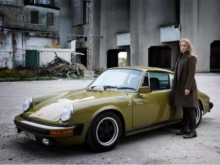 Saga Norén säljer sin bil – till förmån för WaterAid