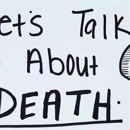 Death Cafe 11/7/2019 Writeup