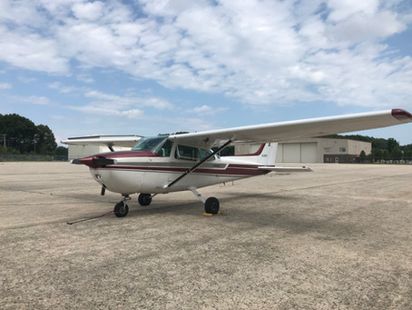 New Aircraft - Cessna 172N Skyhawk N1355F