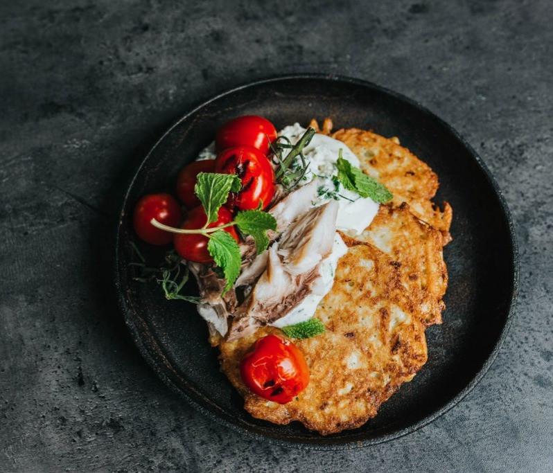 bulviniai blynai, VMG receptai