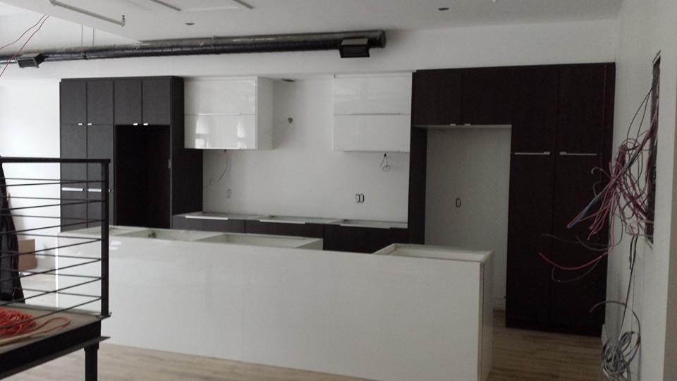 Installation cuisine IKEA à Québec 2